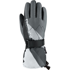 Roeckl Altai Gloves Kids, black/grey